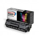 Compatible for HP 12A Q2612A Black Toner Cartridge