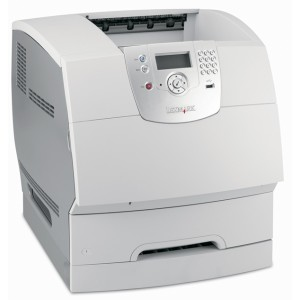 Refurbished Lexmark T644 Laser Printer (Pick-Up Only)