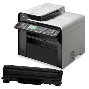 Canon ImageCLASS MF-4880DW Multifunction Laser Printer Plus Free Toner!