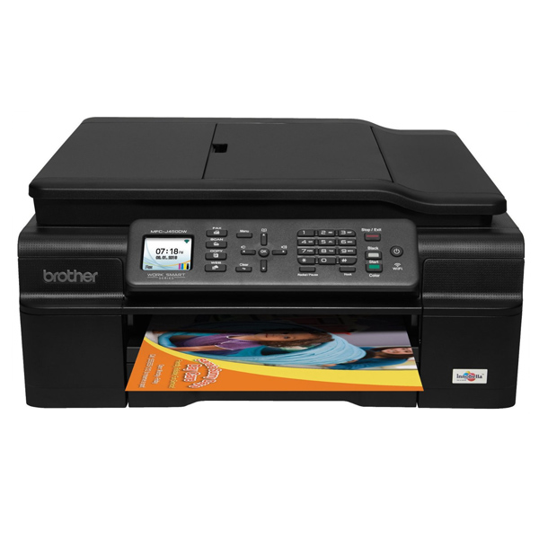 Brother MFC-J475DW Inkjet Printer Plus Full Set of Inks (Pick Up ONLY)